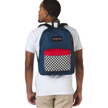 JANSPORT BLACK LABEL SUPERBREAK BACKPACK, FINISH LINE NAVY (JS00TWK8)