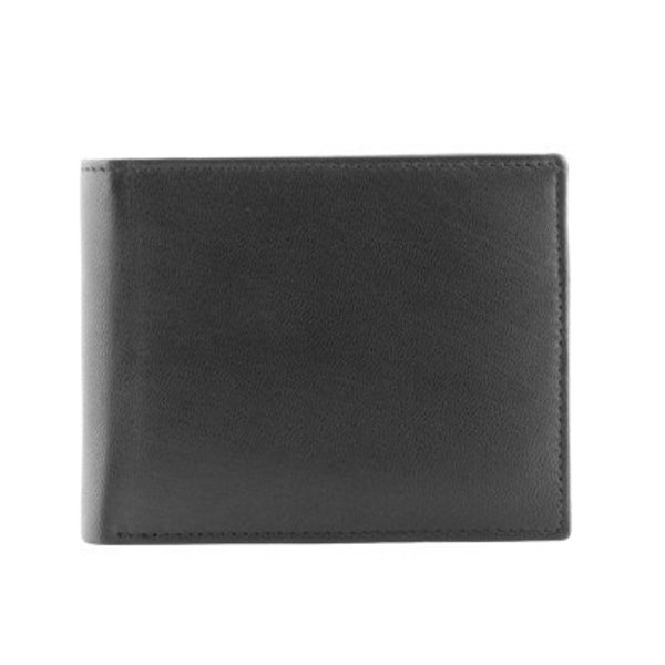 MANCINI SLIM BILLFOLD WITH CENTRE FLAP (37153)