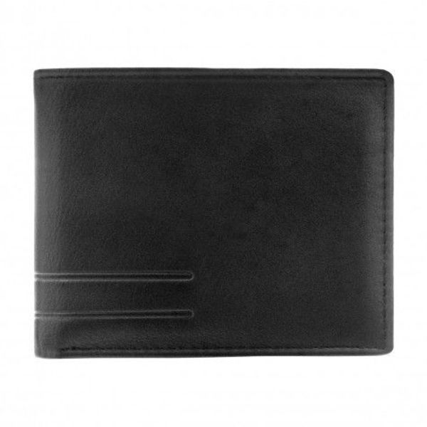 MANCINI MEN'S RFID CLASSIC BILLFOLD WITH REMOVABLE PASSCASE (10851)