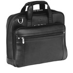 "MANCINI 15.6"" LAPTOP/TABLET BRIEFCASE (63202)"