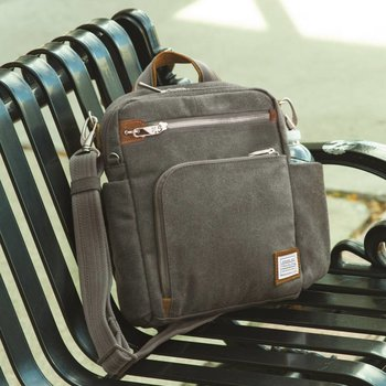 TRAVELON ANTI-THEFT HERITAGE TOUR BAG (33074)