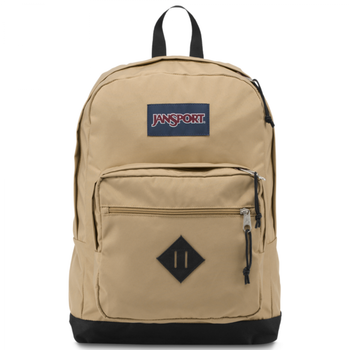 JANSPORT CITY SCOUT BACKPACK, FIELD TAN (JS00T29A)