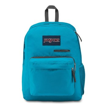 JANSPORT DIGIBREAK BACKPACK, BLUE DANUBE (JS0A3EN2)