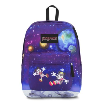 JANSPORT DISNEY HIGH STAKES BACKPACK, SPACE WALK (JS0A3BB2)