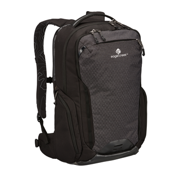 EAGLE CREEK WAYFINDER 40L BACKPACK (EC0A3SAT) BLACK/CHARCOAL