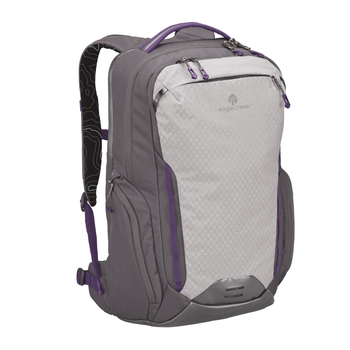 EAGLE CREEK WAYFINDER 40L BACKPACK WOMENS FIT (EC0A3SBT) GRAPHITE/AMETHYST