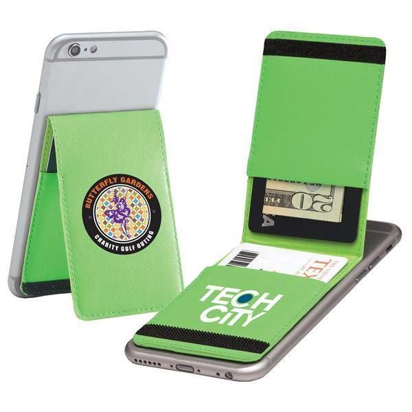CELL-MATE BI-FOLD SLIM WALLET/STAND