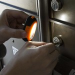 RELAXUS COB SAFETY LED KEYCHAIN (535086)