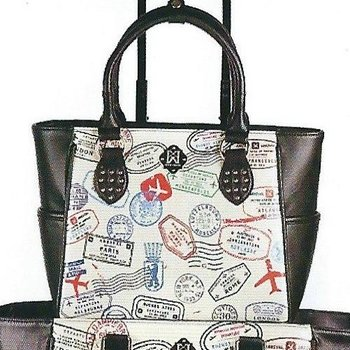 ANNA TROLLEY BAG TOTE