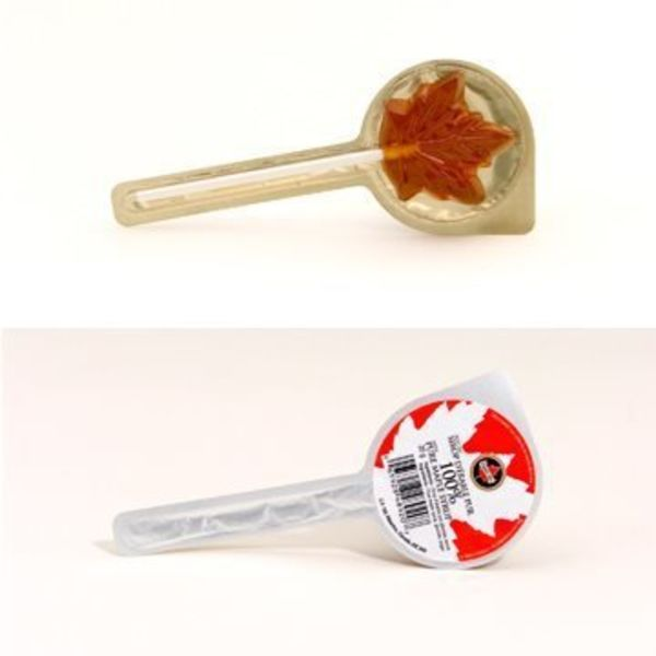 2PK MAPLE CANDY POPS 40g (448889)