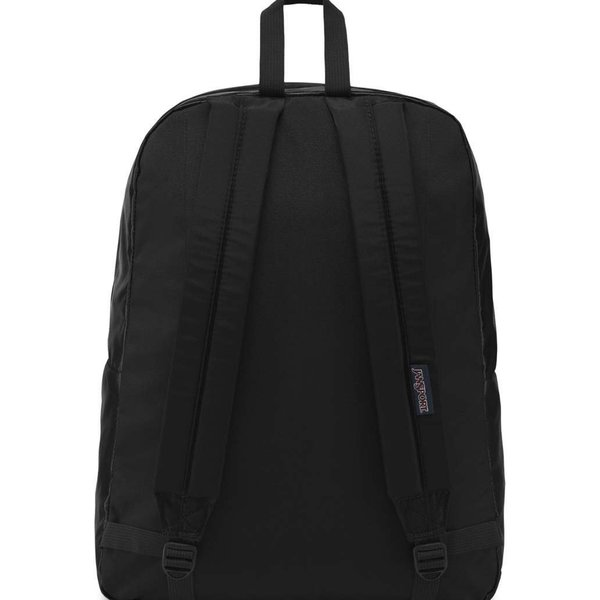 JANSPORT HIGH STAKES BACKPACK, BLACK/GOLD (JS0A3C4W)