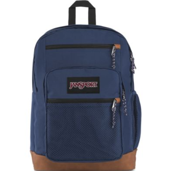 JANSPORT HUNTINGTON BACKPACK, NAVY (JS0A3P7D)