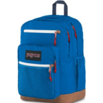 JANSPORT HUNTINGTON BACKPACK, RED/WHITE/BLUE (JS0A3P7D)
