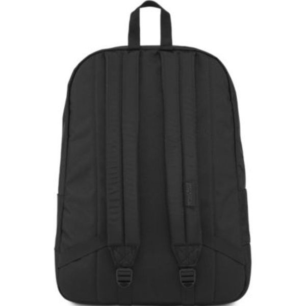 JANSPORT MONO SUPERBREAK BACKPACK, BLACK (JS0A3P6X)