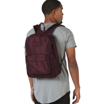 JANSPORT MONO SUPERBREAK BACKPACK, DRIED FIG (JS0A3P6X)