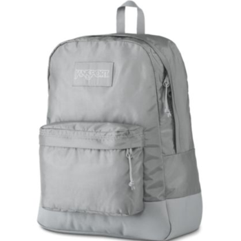 JANSPORT MONO SUPERBREAK BACKPACK, SLEET GREY (JS0A3P6X)