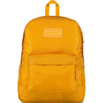 JANSPORT MONO SUPERBREAK BACKPACK, ENGLISH MUSTARD (JS0A3P6X)