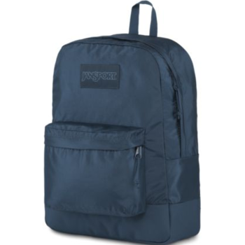 JANSPORT MONO SUPERBREAK BACKPACK, DARK DENIM BLUE (JS0A3P6X)