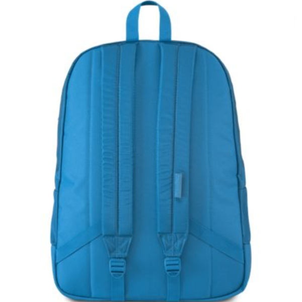 JANSPORT MONO SUPERBREAK BACKPACK, BLUE JAY (JS0A3P6X)