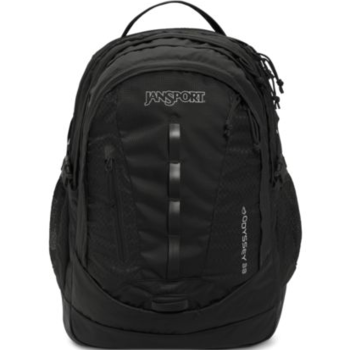 JANSPORT ODYSSEY BACKPACK, BLACK (JS00T14G)