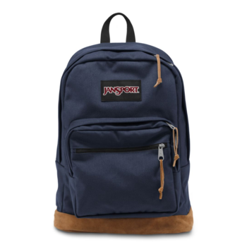 JANSPORT RIGHT PACK BACKPACK, NAVY (JS00TYP7)
