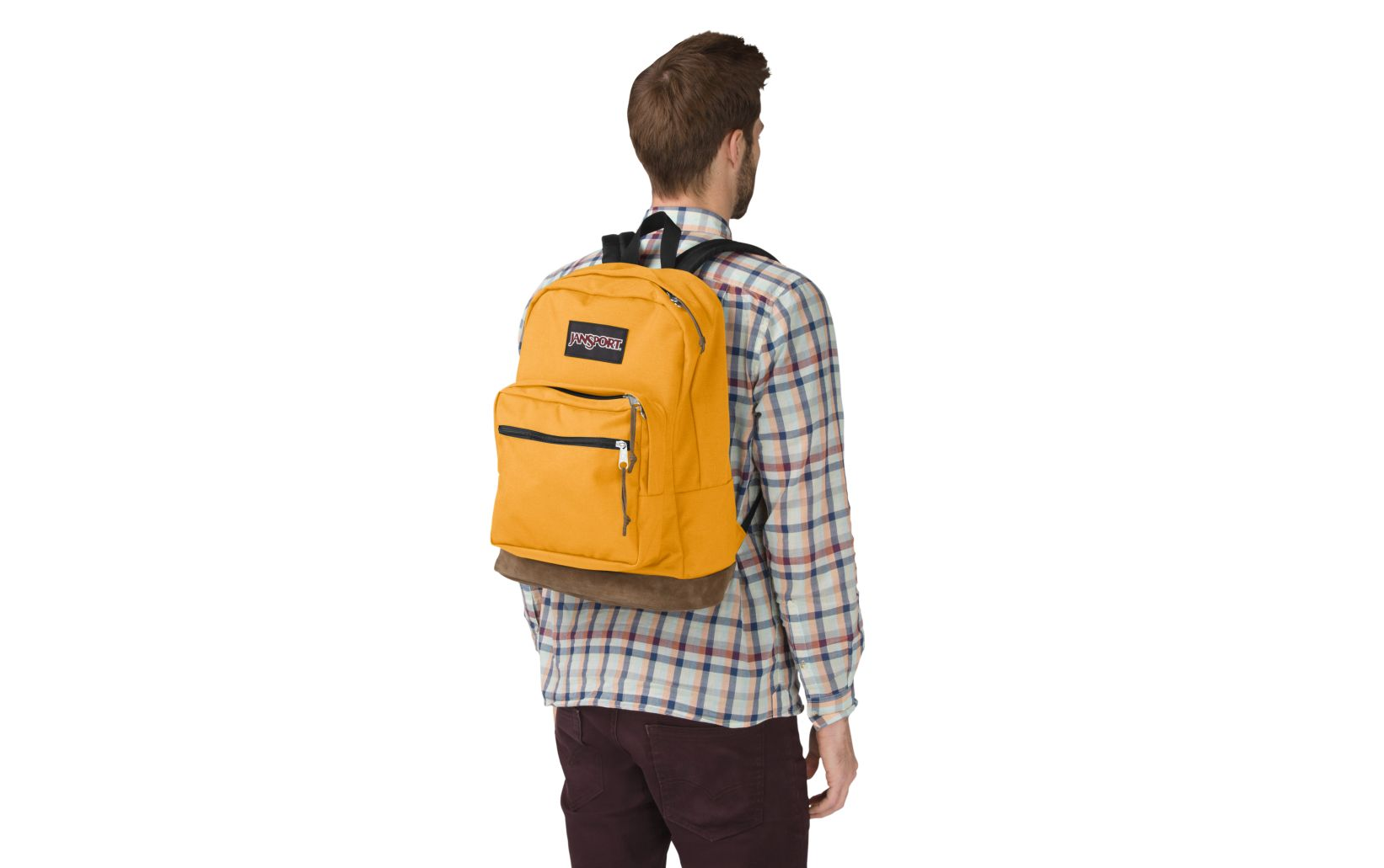 913b16590e JANSPORT RIGHT PACK BACKPACK, ENGLISH MUSTARD YELLOW (JS00TYP7)