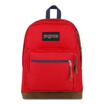 JANSPORT RIGHT PACK BACKPACK, RED TAPE (JS00TYP7)