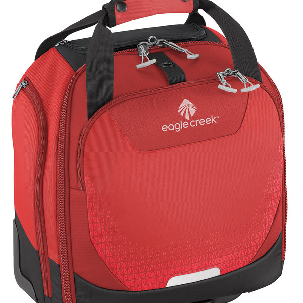 EAGLE CREEK EXPANSE WHEELED TOTE CARRY-ON (EC0A3CWL) VOLCANO RED