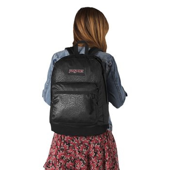 JANSPORT RIGHT PACK EXPRESSIONS BACKPACK, GEL LEOPARD (JS00TZR6)