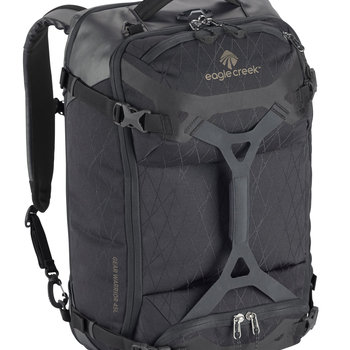 EAGLE CREEK GEAR WARRIOR TRAVEL PACK 45L (EC0A3XV8) JET BLACK