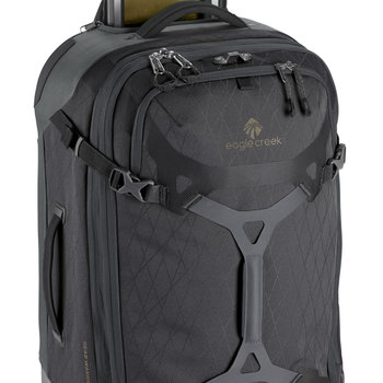 "EAGLE CREEK GEAR WARRIOR 4WHL 60L/26"" (EC0A3XV4) JET BLACK"