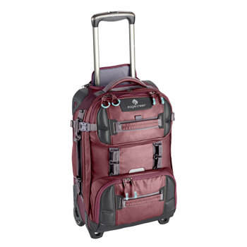 EAGLE CREEK ORV WHLD DUFFEL INTL C/O (EC0A3XVS) EARTH RED