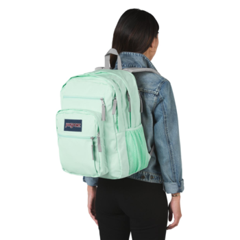 JANSPORT BIG STUDENT BACKPACK, BROOK GREEN (JS0A47JK)