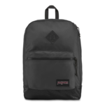 JANSPORT SUPER FX BACKPACK, BLACK STONE IRIDESCENT (JS0A2SDR)
