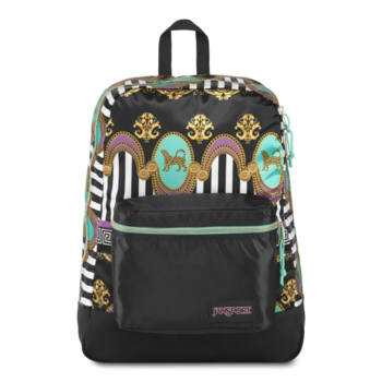 JANSPORT SUPER FX BACKPACK, LIVIN LAVISH (JS0A2SDR)