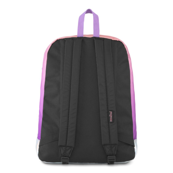 JANSPORT SUPER FX BACKPACK, IRIDESCENT SUNSET (JS00T64Q)