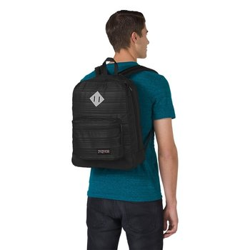 JANSPORT SUPER FX BACKPACK, REFLECTIVE HORIZON (JS0A2SDR)
