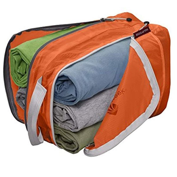 EAGLE CREEK PACK-IT SPECTER CLEAN/DIRTY CUBE SMALL (EC041337) FLAME ORANGE