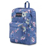 JANSPORT SUPERBREAK BACKPACK, ARTIST FLORAL (JS00T501)