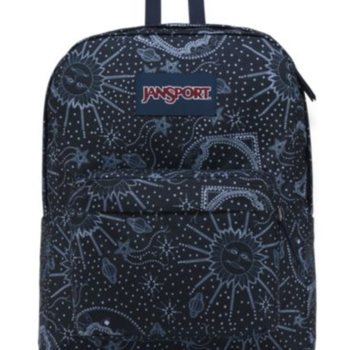 JANSPORT SUPERBREAK BACKPACK, STAR MAP (JS00T501)