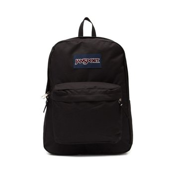 JANSPORT SUPERBREAK BACKPACK, BLACK (JS00T501)