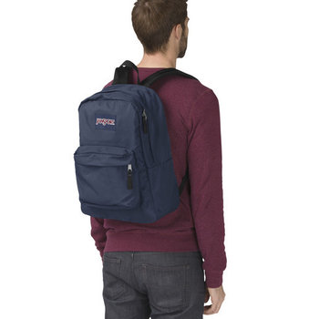 JANSPORT SUPERBREAK BACKPACK, NAVY (JS00T501)