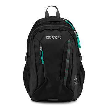 JANSPORT WOMEN'S AGAVE BACKPACK, BLACK (JS00T70L)