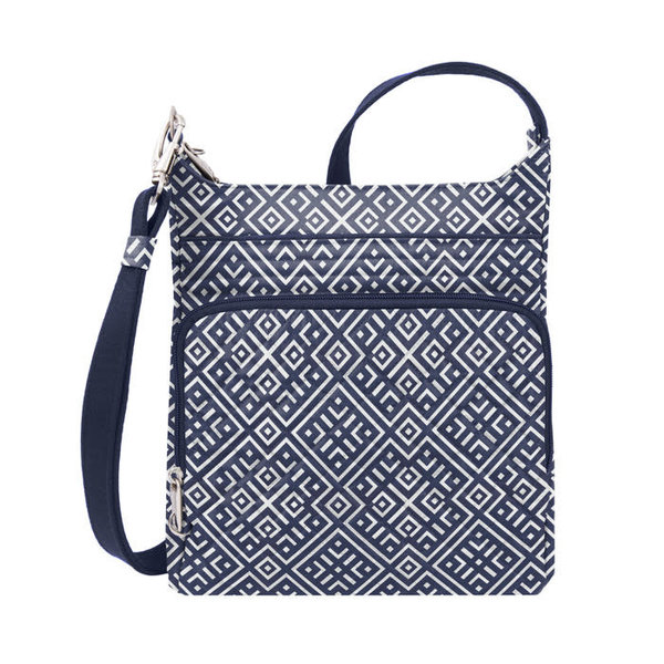 TRAVELON ANTI-THEFT BOHO N/S CROSSBODY (43221)