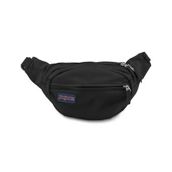 JANSPORT FIFTH AVENUE FANNY PACK, BLACK (JS00TAN1)