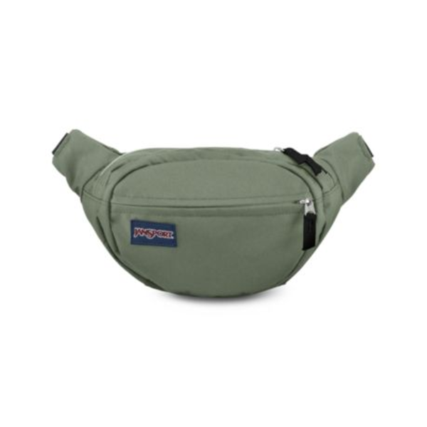 JANSPORT FIFTH AVENUE FANNY PACK, MUTED GREEN (JS00TAN1)