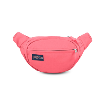 JANSPORT FIFTH AVENUE FANNY PACK, STRAWBERRY PINK (JS00TAN1)