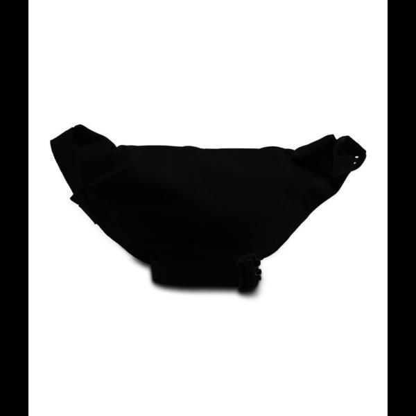 JANSPORT FIFTH AVENUE FANNY PACK, BLACK (JS00TAN1)