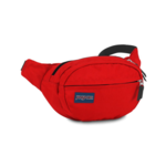 JANSPORT FIFTH AVENUE FANNY PACK, RED TAPE (JS00TAN1)