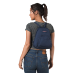 JANSPORT HALF PINT MINI BACKPACK, NAVY (JS00TDH6)